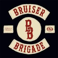 Bruiser Brigade (EP) - Danny Brown