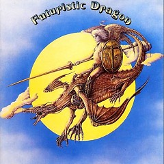 Futuristic Dragon - T. Rex