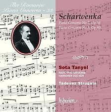 The Romantic Piano Concerto, Vol. 33 – Scharwenka 2 & 3