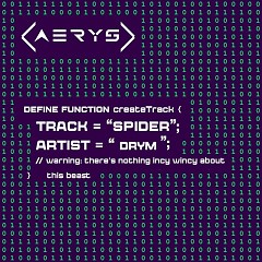 SPIDER (Original Mix) - DRYM