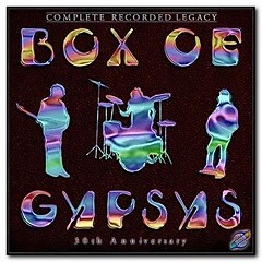 Box of Gypsys (CD4)