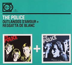 Outlandos D'amour + Regatta De Blanc (CD1) - The Police