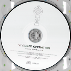 VIVIDRED OPERATION Original Soundtrack 01