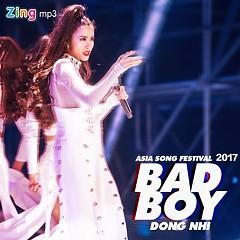 Bad Boy (Asia Song Festival 2017) (Single)