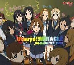 Utauyo!! MIRACLE - HO-KAGO TEA TIME