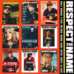 RESPECT THE NAME (Single)