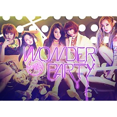 Wonder Party - Wonder Girls