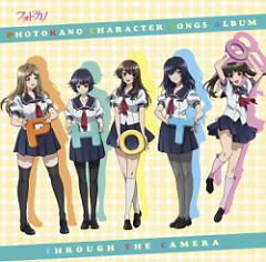PhotoKano Character Songs Album - Through the Camera