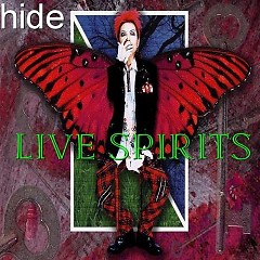 Live Spirits CD1  - hide