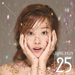 25 (Mini Album) -                                  Song Ji Eun