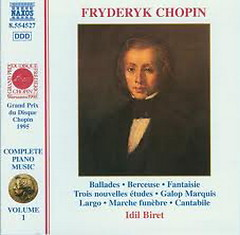 Chopin: Complete Piano Music CD14 - Idil Biret