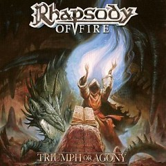 Triumph Or Agony (Ltd Edition) - Rhapsody