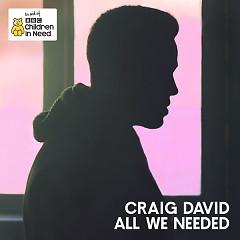 All We Needed (Single)