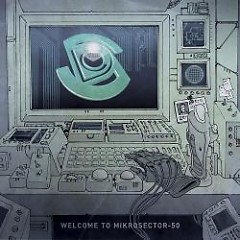 Welcome To Mikrosector-50 EP - Space Dimension Controller