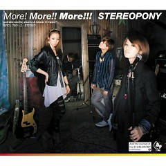 More! More!! More!!! - Stereopony