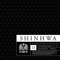 13TH UNCHANGING - TOUCH - Shinhwa