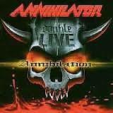 Double Live Annihilation (CD2) - Annihilator