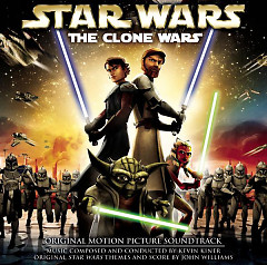 Star Wars: The Clone Wars OST (P.2) - Kevin Kiner
