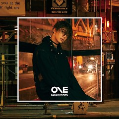 Lee Gi Kwang 1st Mini Album 'One' - Lee Gi Kwang