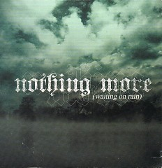 Waiting On Rain - EP - Nothing More