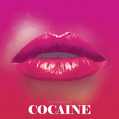 Cocaine (Single) - The Legends, Maria Usbeck