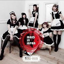 MAID IN JAPAN - BAND-MAID