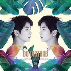 Do Disturb (1st Mini Album) - Jung Yong Hwa