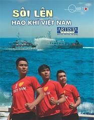 Sôi Lên Hào Khí Việt Nam - Artista Band