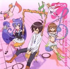 TV ANIMATION Acchi Kocchi ORIGINAL SOUNDTRACK CD2
