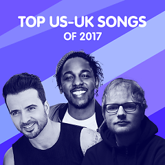 Top USUK Songs Of 2017
