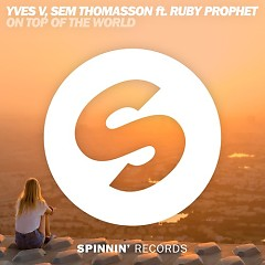 On Top Of The World (Single) - Yves V, Sem Thomasson