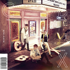 Girls (Japan Debut Mini Album) - EXO-CBX