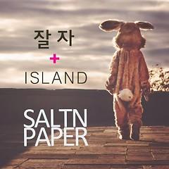 Good Night + Island - Saltnpaper