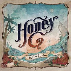My Love (1st Album) - Honey-G