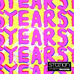 Years (Single) - CHEN, Alesso