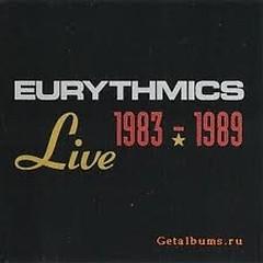 Live 1983-1989 (CD1) - Eurythmics
