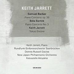 Barber / Bartok / Jarrett