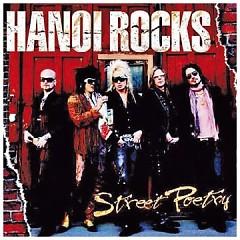 Street Poetry - Hanoi Rocks