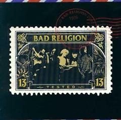 Tested (Live Album) (CD2) - Bad Religion