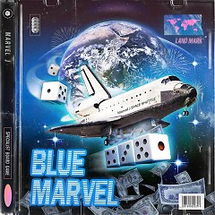 Blue Marvel - Marvel.J