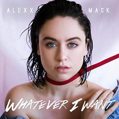 Whatever I Want (Single)
