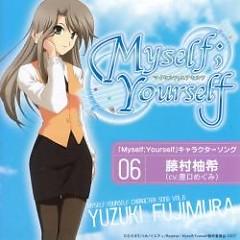 Myself;Yourself Character Song Vol.6 – Yuzuki Fujimura