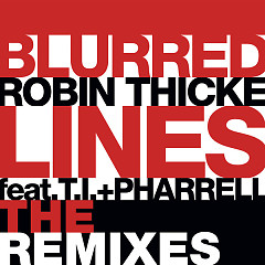 Blurred Lines (The Remixes) - Single