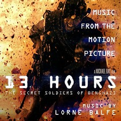 13 Hours: The Secret Soldiers Of Benghazi OST