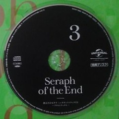 Owari no Seraph Mini Soundtrack -Out Tracks-