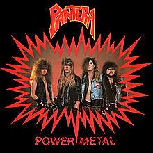 Power Metal (Ep) - Pantera