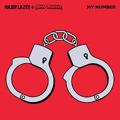 My Number (Single) - Major Lazer, Bad Royale