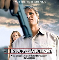 A History Of Violence (Complete) (Score) (P.1)