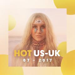 Nhạc Hot US-UK Tháng 07/2017