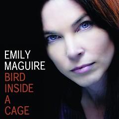 Bird Inside A Cage